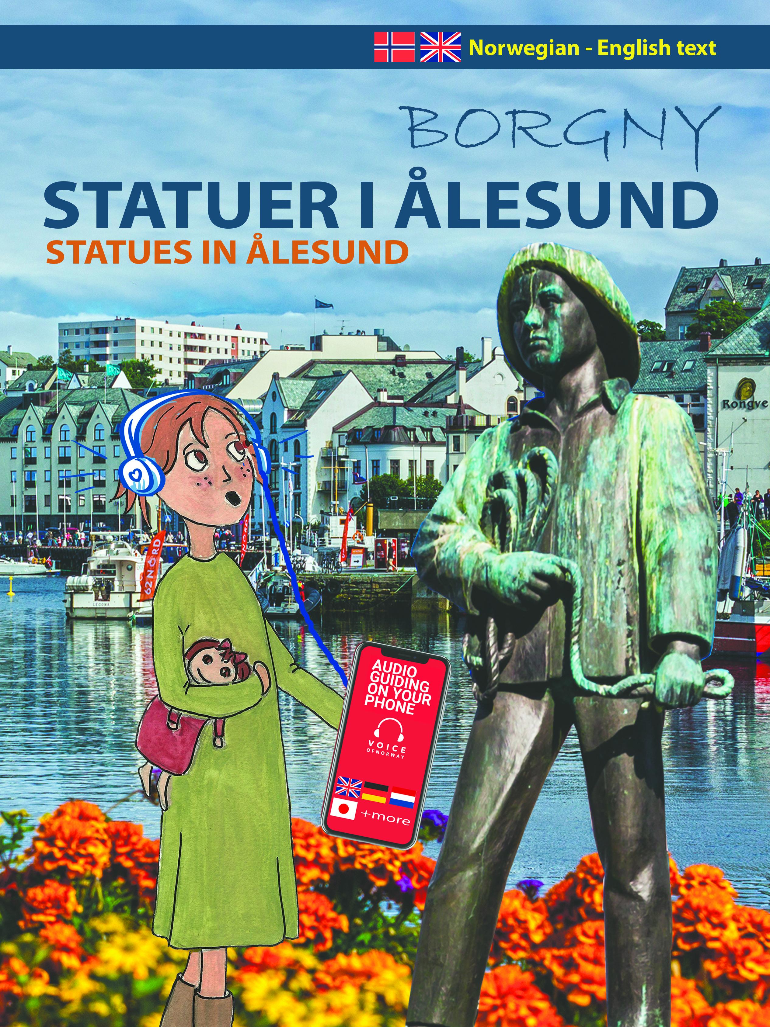 STATUER I ÅLESUND