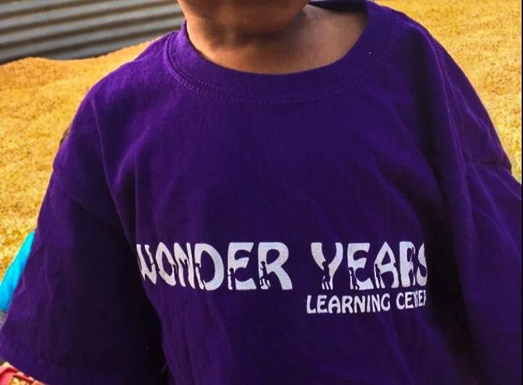 Wonder Years T-shirts