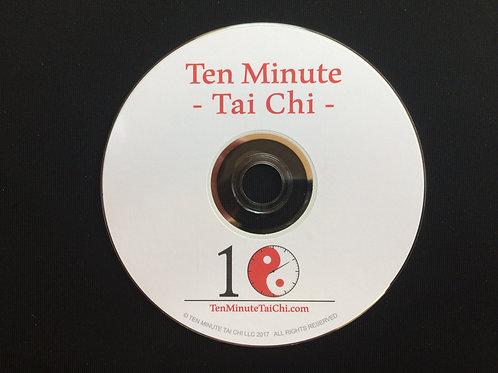 Ten Minute Tai Chi Workout DVD