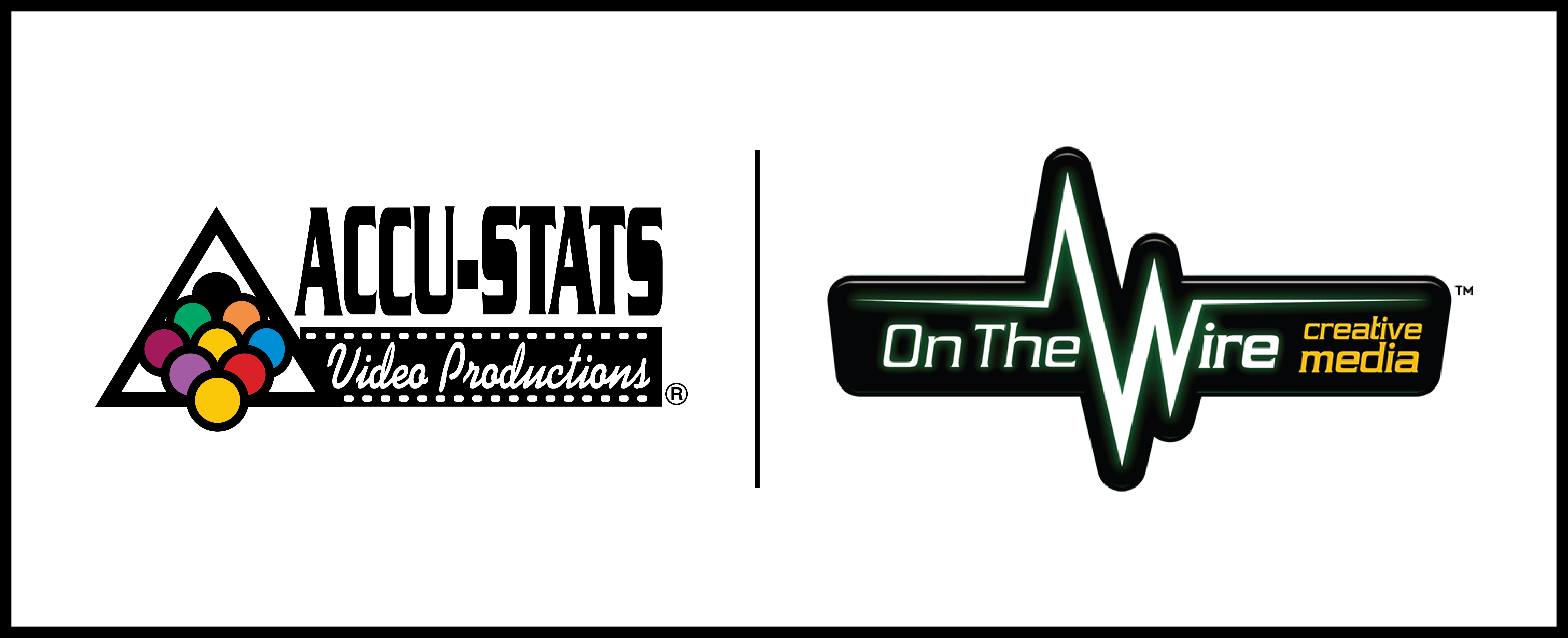 Accu-Stats Video Productions Announces Partnership with On The Wire Creative Media | On The Wire Creative Media