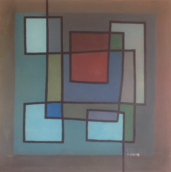 composition XVI-121