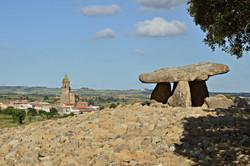 El dólmen de El Villar