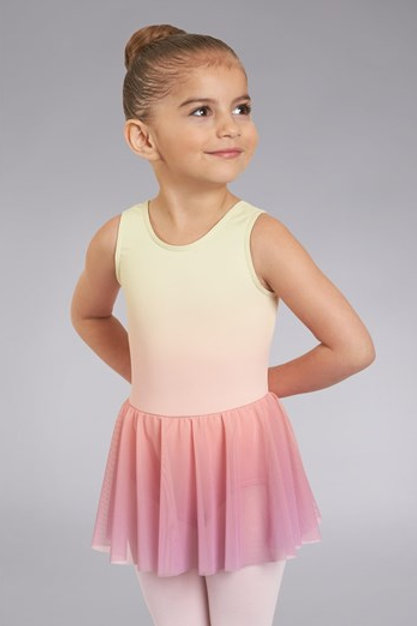 Kids Sugar Ombre Tank Dress