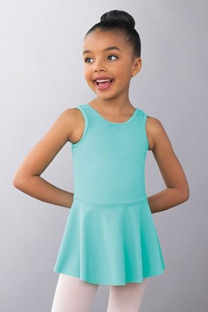 KidsTank Styled Dress