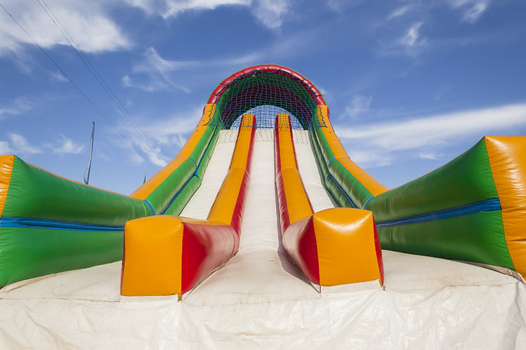 Water and dry inflatable slides.jpeg