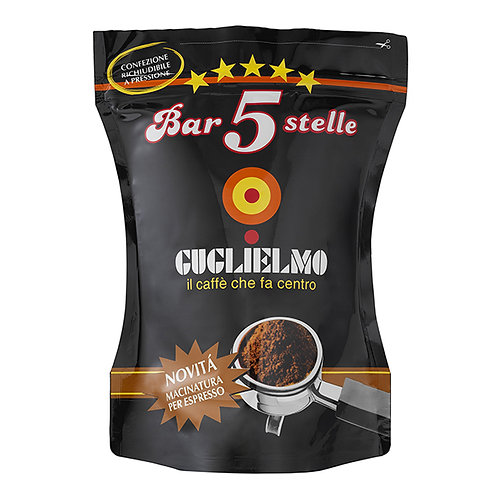 Bar 5 Stelle Espresso Novita