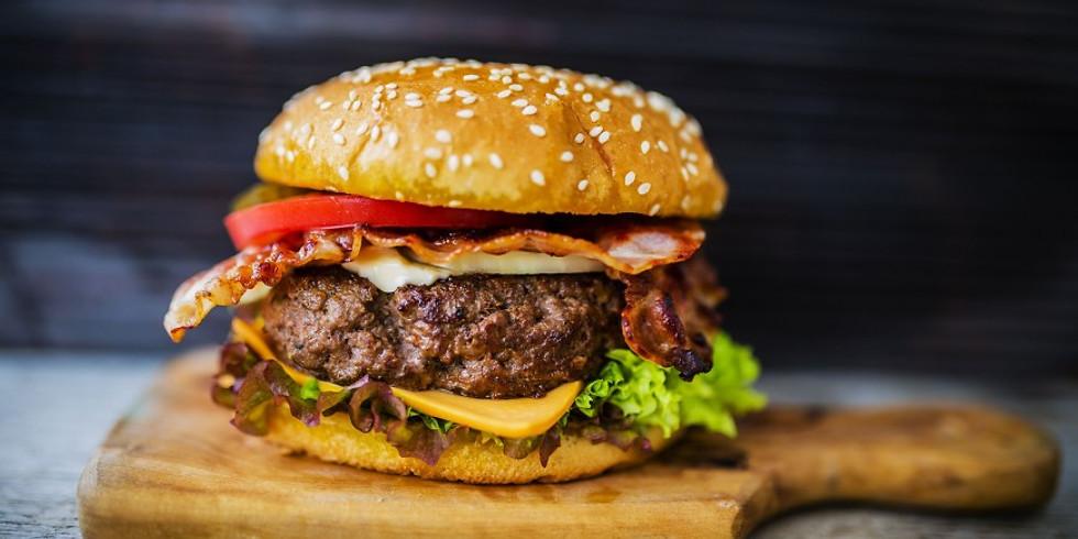 Burger víkend 29.8.-30.8.2020