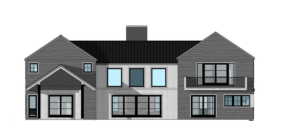 A Modern Farmhouse in Stowe VT