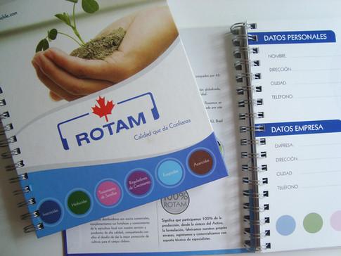 Cuaderno Rotam