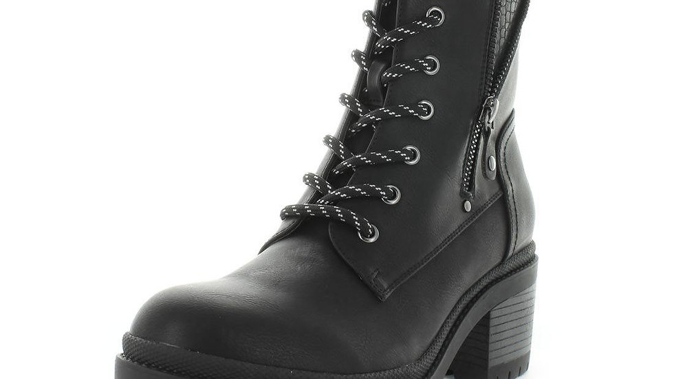Wilde Stokes Lace Up Boot