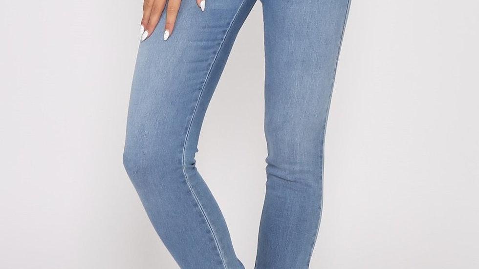 Monaco Jeans Hayden Blue Denim Jogger Pants