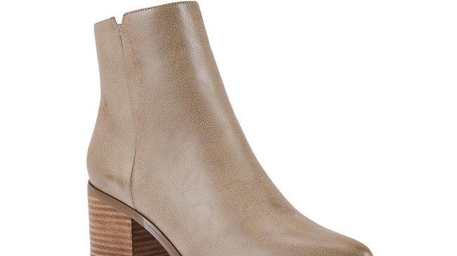 Verali Flickel Mushroom Softee Ankle Boots