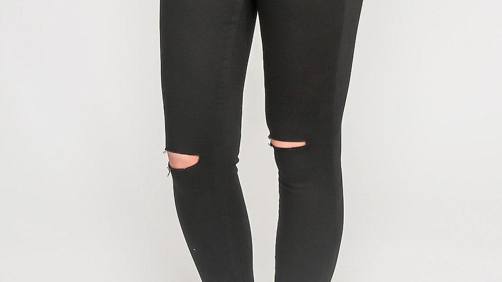 Monaco Jeans Megan Black Skinny Jeans