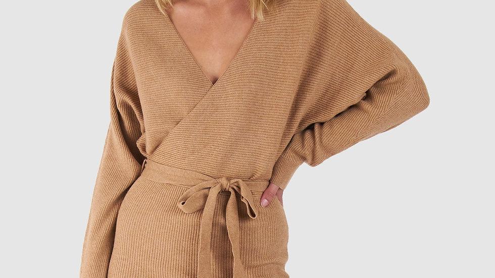 Sass Ailie  Wrap Front Dress