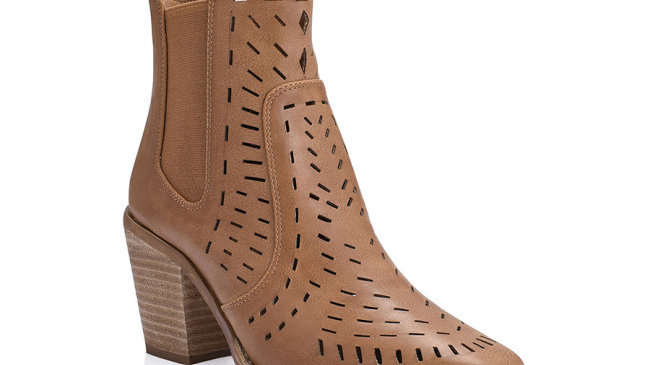 Veral Ines Tan Softee Boots