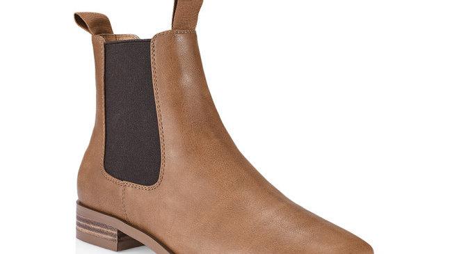 Verali Harper Elastic Side Chelsea Boots