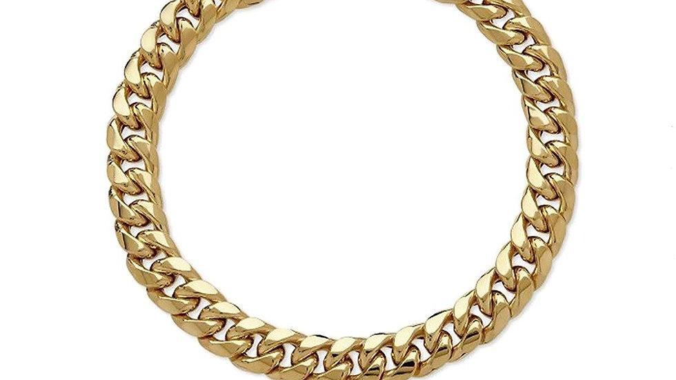 Queen + Co Queen Chain Bracelet