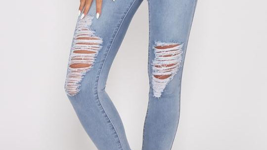 Monaco Jeans Ariana Denim Joggers