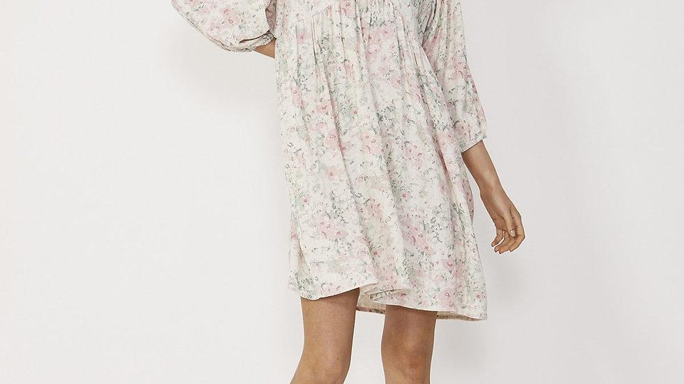 Sass Willa Soft Pink Floral Dress