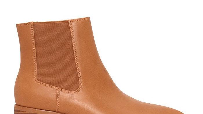 A List Lori Tan Chelsea Ankle Boot