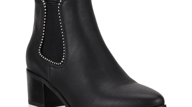 Verali Quinton Black Softee Boot