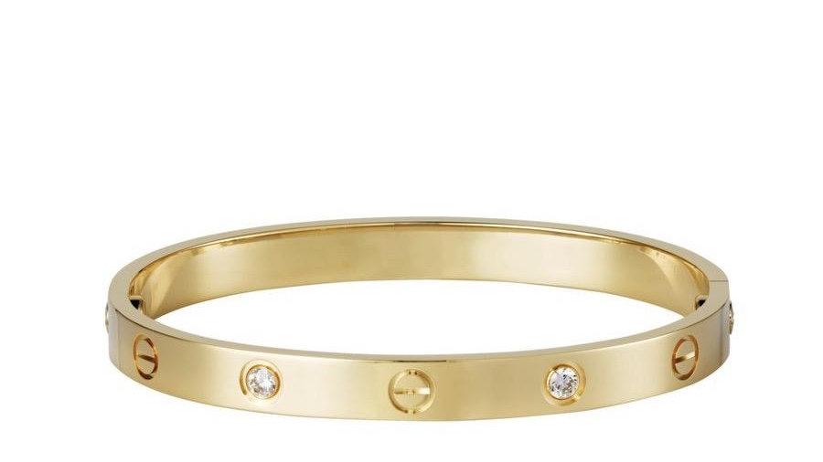 Queen + Co Muse Bracelet with Zirconia Stones