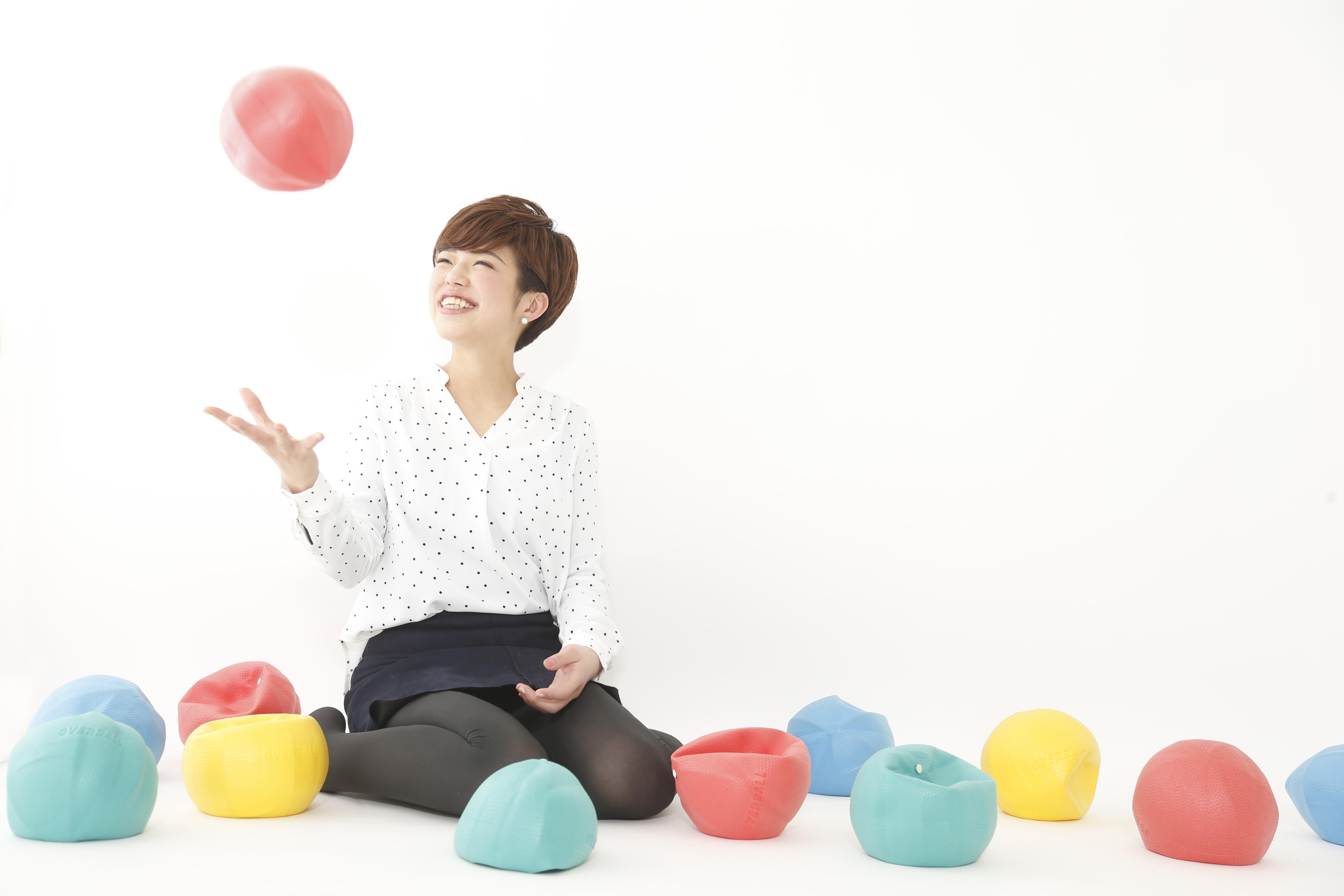 プロフィール⑥ ボール