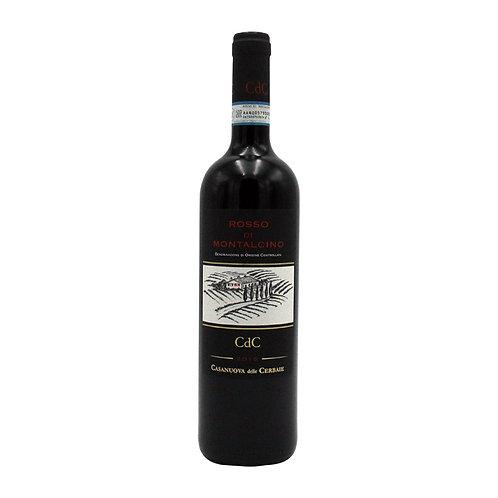 Rosso di Montalcino DOC - Casanuova delle Cerbaie