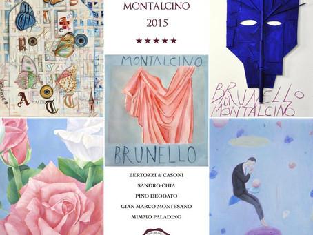 Vintage stars in Montalcino