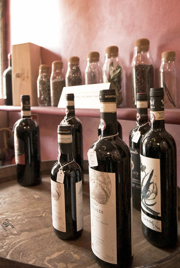 Tuscan Wine Class