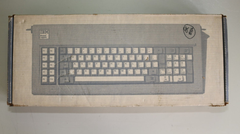 In Box XT Keyboard #2