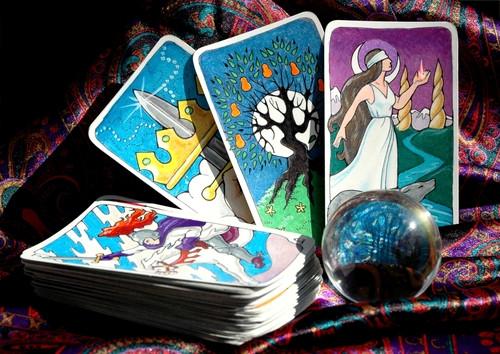 Interpreting dreams with Tarot cards
