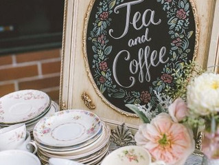Coffee bars para tu boda!