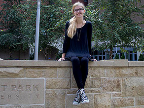 Featured Screenwriting Major: Paige N. Staudt