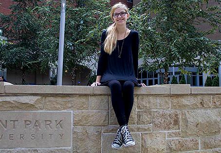 Featured Screenwriting Major: Paige N. Staudt