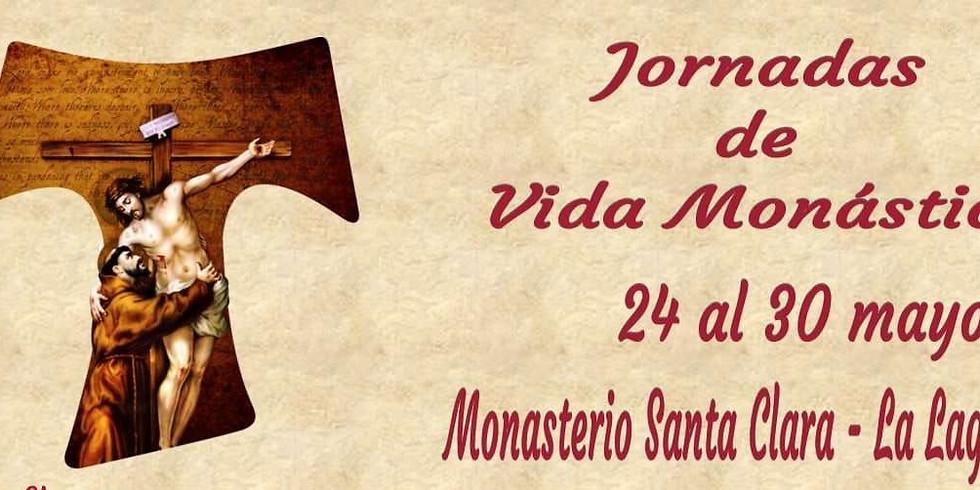 JORNADAS DE VIDA MONÁSTICA - 3ª EDICIÓN