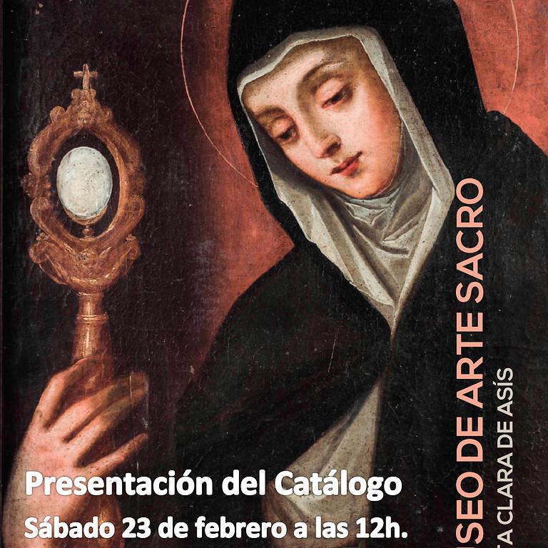 Presentación del Catálogo del Museo