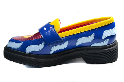 """PENNY LOAFERS """"NOCTURNA"""""""
