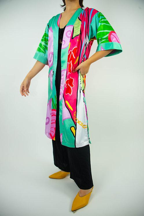 KIMONO JAPANESE SWAG