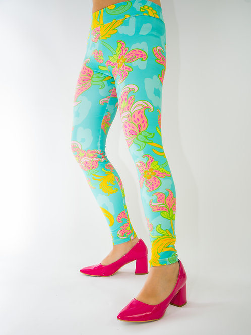 LEGGINGS ROCOCÓ BUSINESS