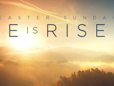 April 12th Service - Easter Sunday