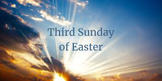 April 26th Service - Third Sunday of Easter