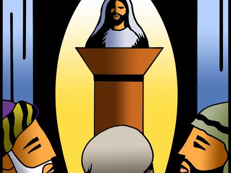 Worship Service Sunday August 22