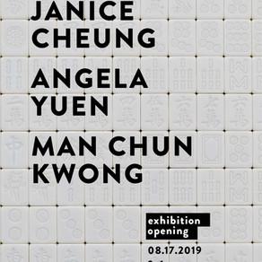 In-situ presents: Janice Cheung, Angela Yuen, Man Chun Kwong (Saturday, August 17, 2019)