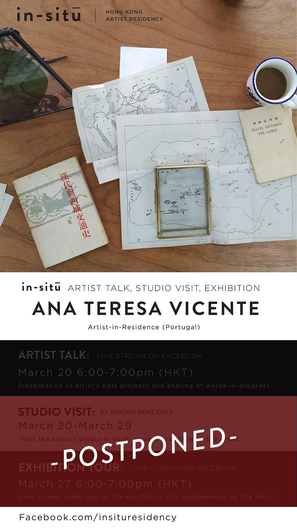 insitu artist residency open call