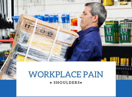 Workplace Pain - Shoulders