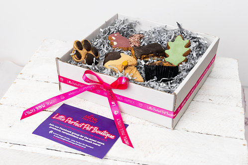 Perfect Pet Treat Box for Dogs - Biscuit Lover