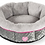 Thumbnail: Small Bite Donut Bed, Snuggle Pouch & Blanket by Ancol