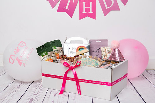 Perfect Pet Birthday in a Box for Dogs