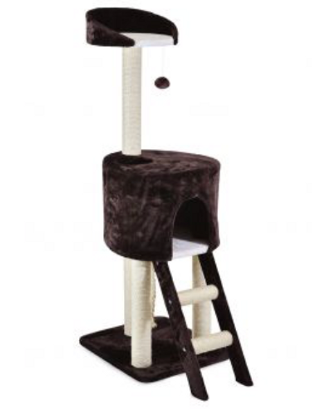 Cat Scratch Post Tree House by Ancol